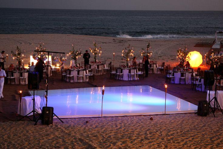 Tips for your wedding dance floor