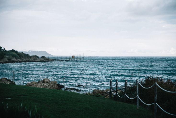 Bagni Vittoria Vasto Abruzzo Italia B&B Photo Branding sea