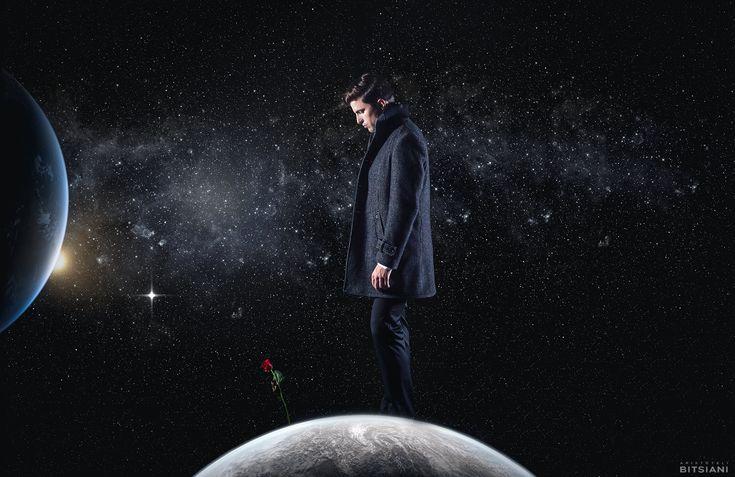 StarWalker  Fashion Campaign // Fall Winter 2014-2105  #aristotelibitsiani