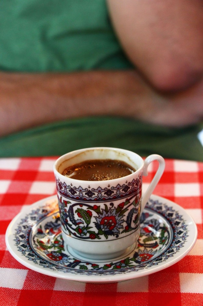 You MUST try this Turkish #coffee