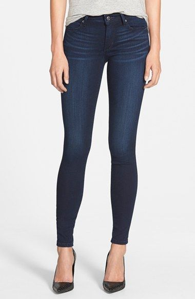 Joe's 'Flawless - Honey' Curvy Skinny Jeans (Frankie) (Nordstrom Exclusive) available at #Nordstrom