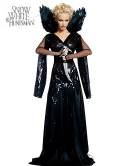 DLX Queen Ravenna   Cheap Fairytale Halloween Costume for Women
