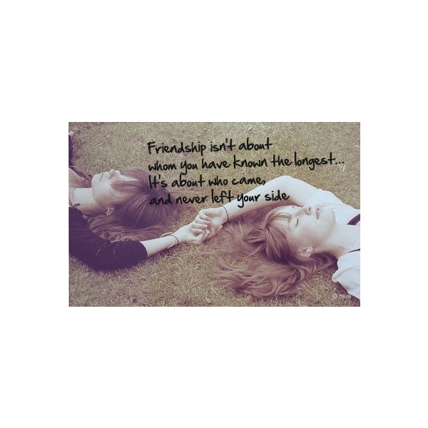 true friends>