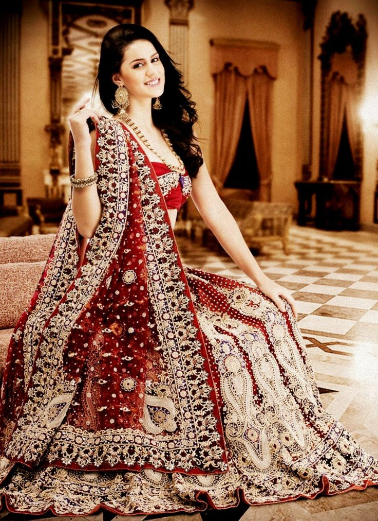 Indian Wedding Dress Ideas