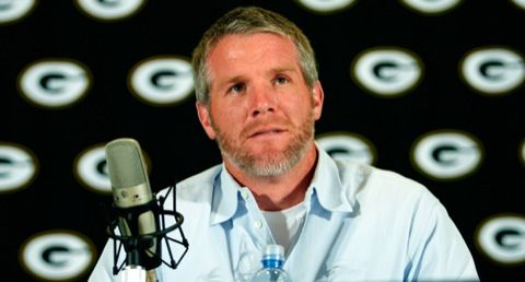 Fans Now Get to Attend Brett Favre Induction... Kind Of -- The Green Bay Packers have come up with a solution to let fans attend Brett Favre's induction into the Packers Hall of Fame. It's a shitty solution, but a solution nonetheless.