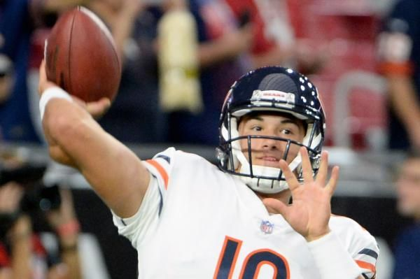 The Chicago Bears plan to make a change at quarterback and start rookie Mitchell Trubisky for next Monday night's game against the…