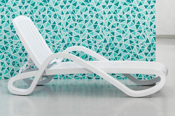 Nardi Eden 3 Piece Sun Lounge Setting | Outdoor Chairs | Sun Lounges