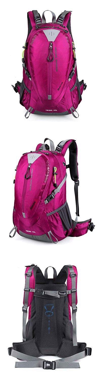 Makino 40L/50L Travel Backpack Camping Rucksack with Internal Frame Outdoor Sport Bag Pack 5510