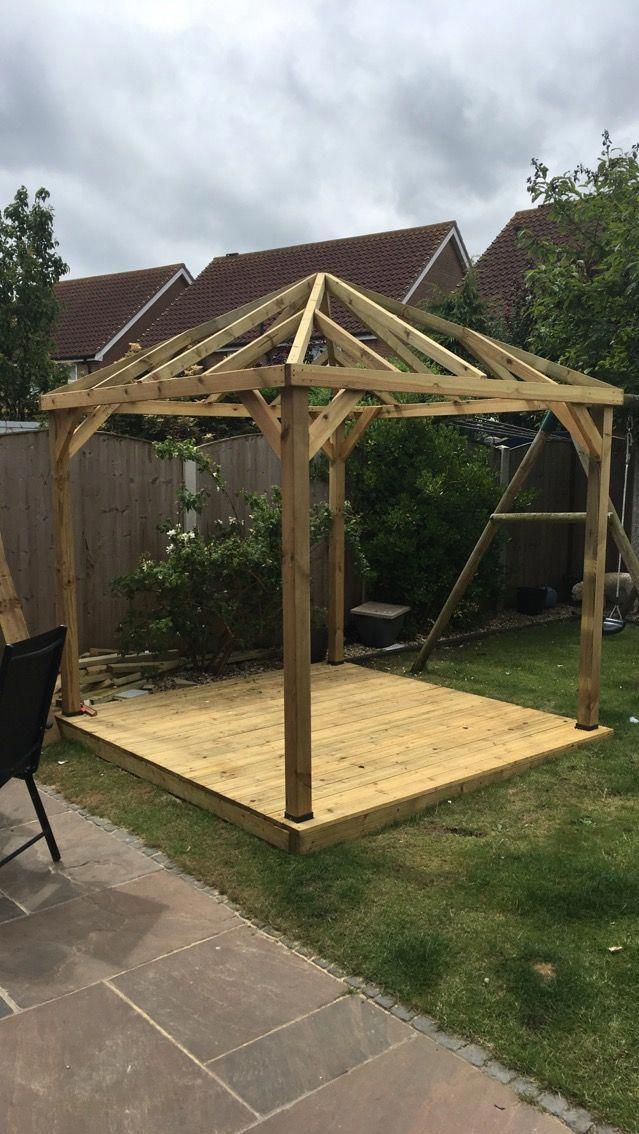 26 Patio Ideas To Beautify Your Home On A Budget Diy Gazebo
