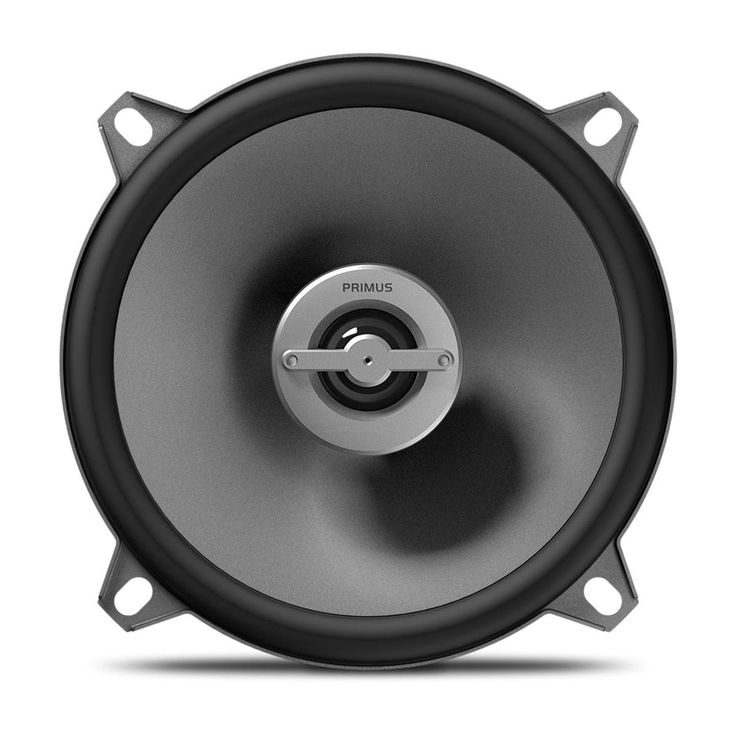 "Infinity PR5002is 135W 5-1/4"" 2-Way Primus Series Coaxial Car Speakers. Peak Power: 90W Each. RMS Power: 5-45W each. 3/4"" Edge Driven Textile Dome Tweeter. Mounting Depth: 2-3/16"". Polypropylene Woofer and Rubber Surround."