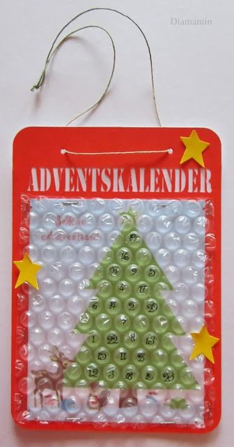 Diamantin´s Hobbywelt: Adventskalender