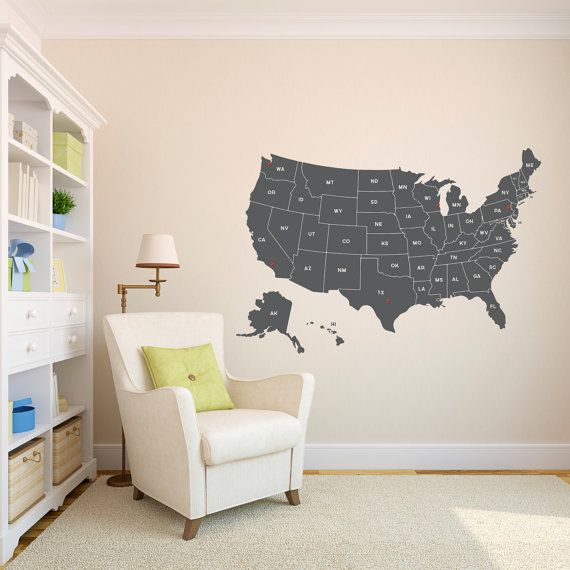 Best Travel Wall Decals Images On Pinterest Wall Art Decal - Large custom vinyl wall decals