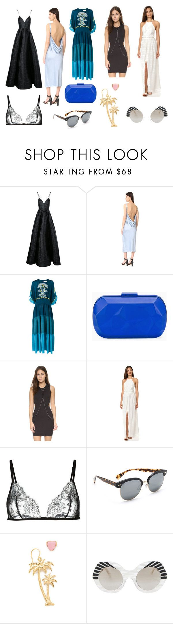 """""""Most Likely"""" by donna-wang1 ❤ liked on Polyvore featuring Alex Perry, rag & bone, Peter Pilotto, Corto Moltedo, Rebecca Minkoff, Ali & Jay, Carine Gilson, Oliver Peoples and Cutler and Gross"""