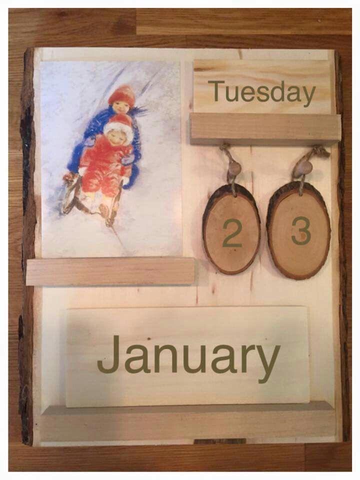 Great daily calendar