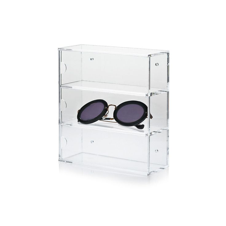 Discover the Nomess Copenhagen Clear Eyewear Box at Amara