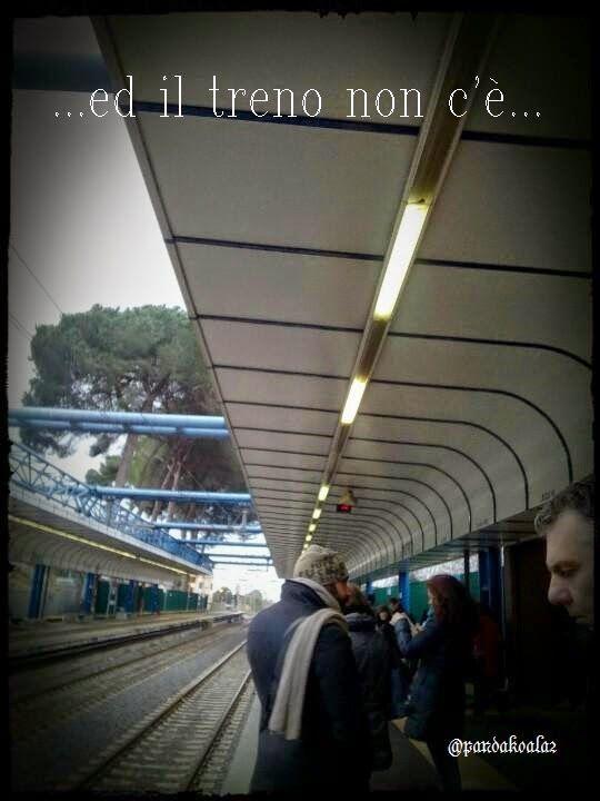 Il Trenino Roma Lido: C'era una volta un treno con frequenza a 7 minuti...