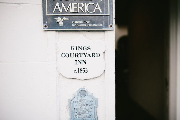 Kings Courtyard Inn Review - Lynzy & Co.
