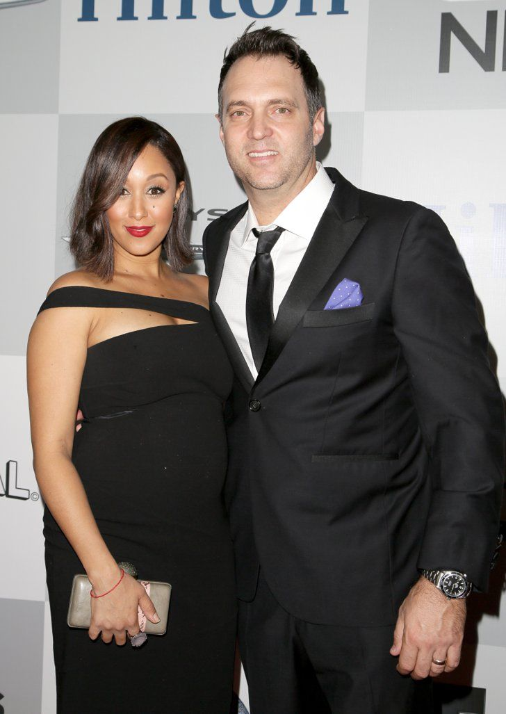 Pin for Later: Look Back at All the Celebrity Babies Who Came Into the World This Summer Tamera Mowry and Adam Housley The couple announced the arrival of their daughter, Ariah Talea, in early July. Tamera and Adam are already parents of son Aden, 2.