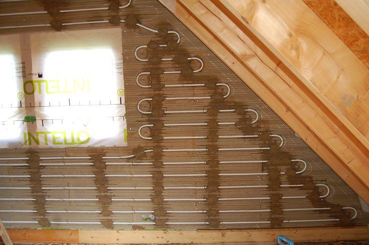 Lehmbauplatten mit Wandheizung - Árpád Biró, Lehmbiro