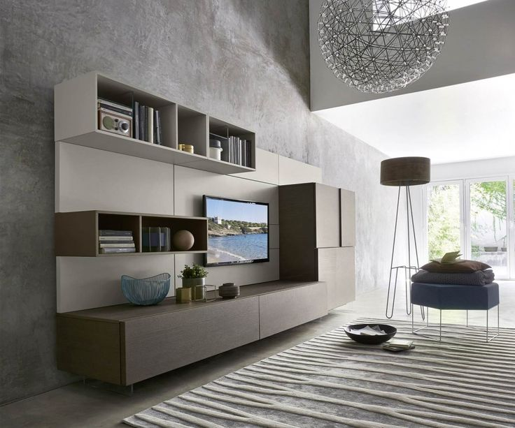 best 20 tv wohnwand ideas on pinterest tv wand im raum deko ber tv and tv wand do it yourself. Black Bedroom Furniture Sets. Home Design Ideas