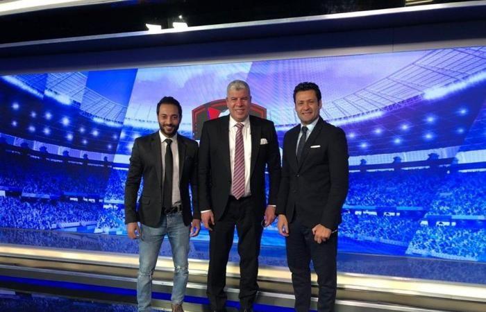 اخبار مصر يلا معنا مباشر تردد قناة On Sport الجديد عبر القمر الصناعي النايل سات Talk Show Sports Scenes
