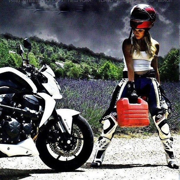 59 best motorcycles images on pinterest girls on bikes. Black Bedroom Furniture Sets. Home Design Ideas