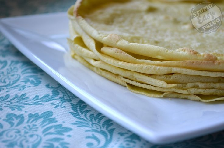 Simple Paleo Tortillas are so easy to make and won't break when folded!