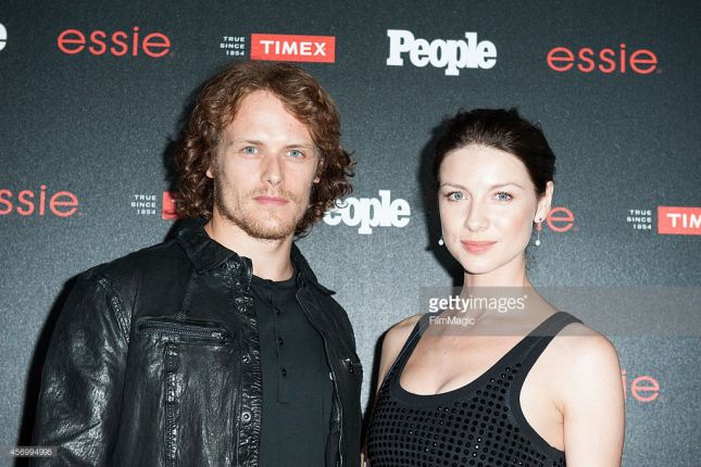*New/Old* Tagged Pic of Sam and Cait at People's 'One To Watch' Party |
