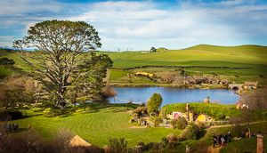 Hobbiton Tour From Auckland - New Zealand By Campervan
