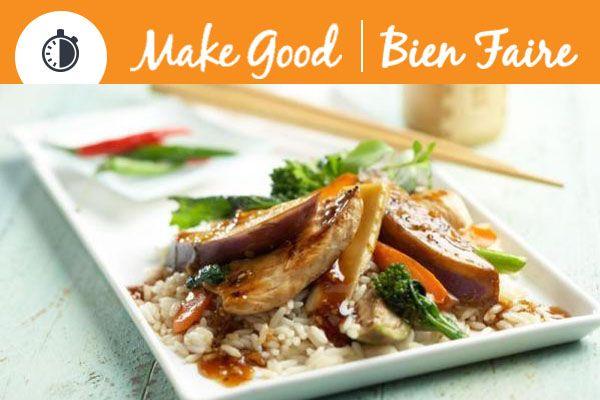 Sauté à l'asiatique | Recette Bien faire en moins de 30 minutes avec ces 10 ingrédients ! Épinglez pour votre prochain plat de résistance et cliquez pour plus de détails. #Bienfaireenmoins de30 #saute  #recettesdesouper #souper
