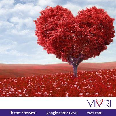"""""""Feliz día de San Valentín""""  #VIVRI #AMOR #AMISTAD #SALUD"""