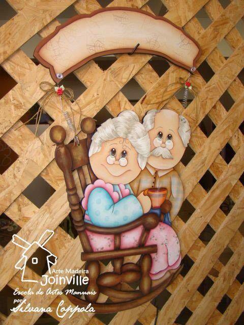 ~Country madera painting~