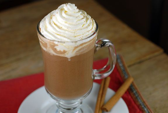 Mexican Hot Chocolate on http://www.elanaspantry.com