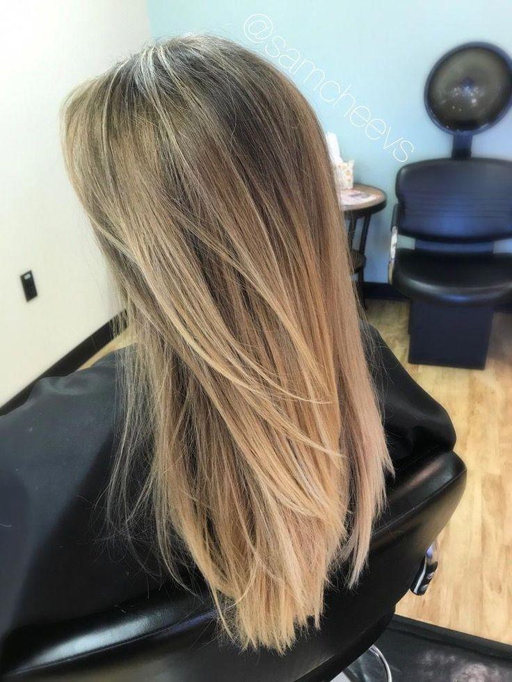 Gorgeous blonde hairstyles. #brownblondebalayage