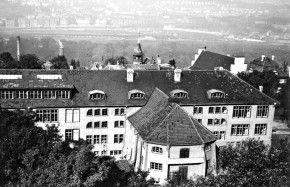 The First Waldorf School, Uhlanshöbe, Stuttgart, founded in 1924