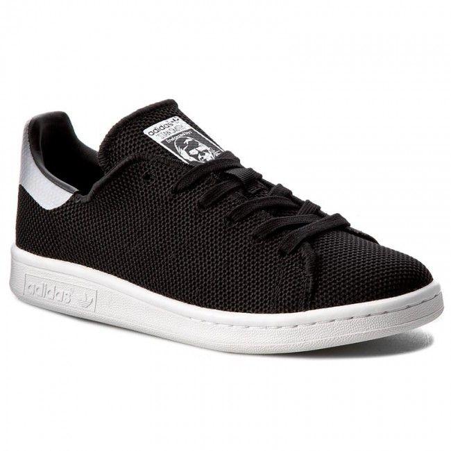 Παπούτσια adidas - Stan Smith BB0066 Cblack/Cblack/Ftwwht
