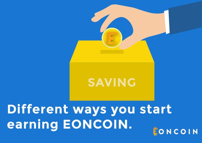 EonCoin is virtual money and it is often called internet money. However, EonCoin can be used for selling, buying, transaction, etc. and that is why users have to earn it.