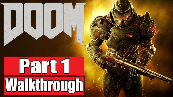 DOOM 2016 Gameplay Walkthrough Part 1 Multiplayer Beta XBOX ONE/PS4/PC D...