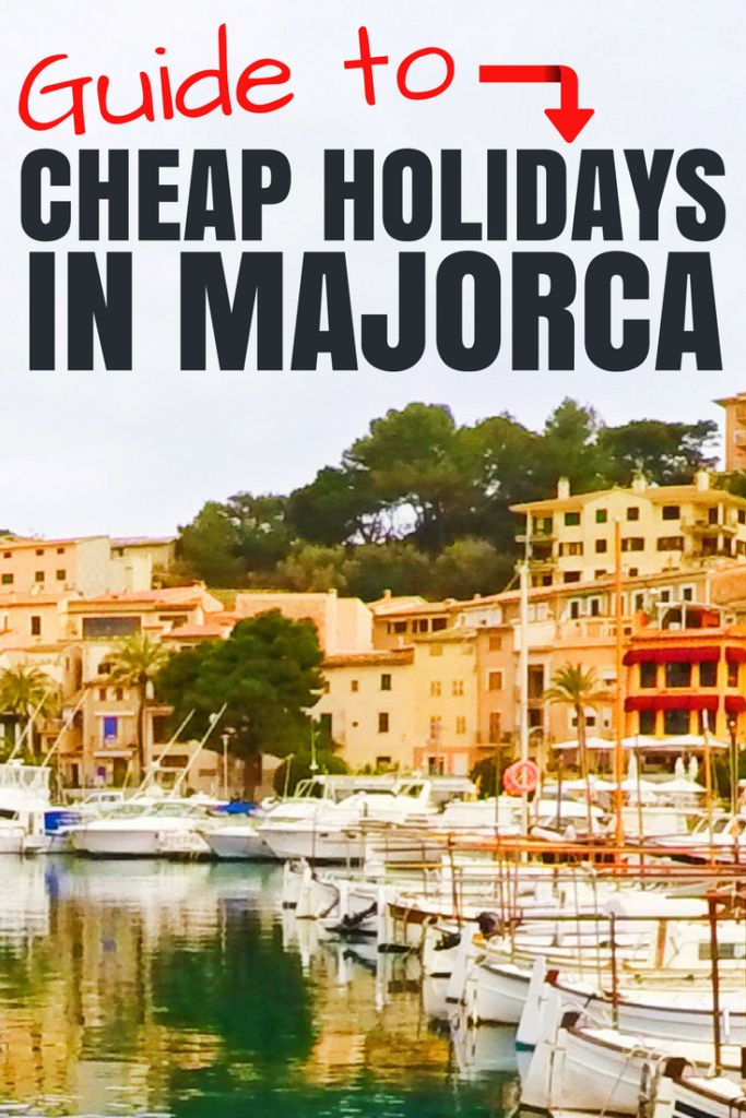 Your guide to cheap holidays to Majorca, Spain.