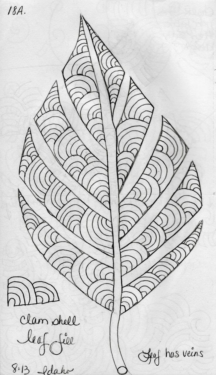 LuAnn Kessi: Sketch Book.....Leaf Designs 5 If you can draw out the designs without your pen leaving the paper...then you can stitch them out onto your quilt.