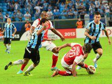 Partida Libertadores 2013, entre Grêmio e Santa Fé (Colômbia). Foto: Geremias Orlandi