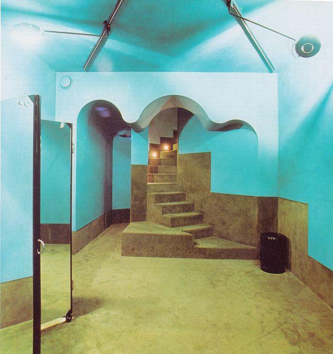 Sergio Asti, Celine Shop, 1977