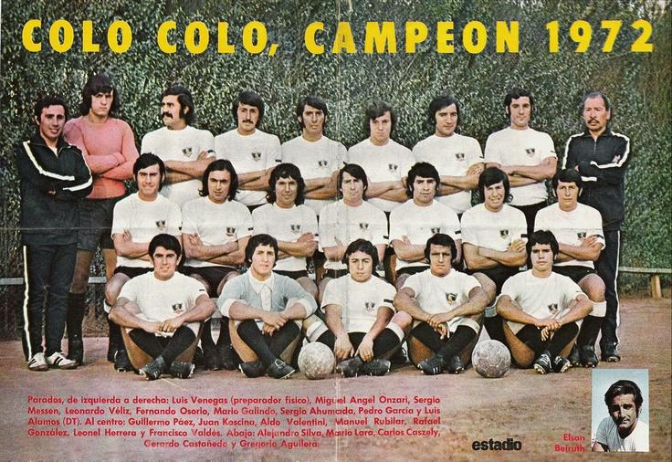 Colo Colo 1972