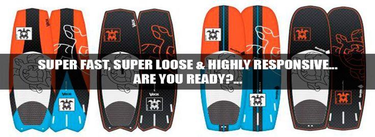 High performance Stand Up Paddle boards from Gulliver VBox and Gambers now in stock