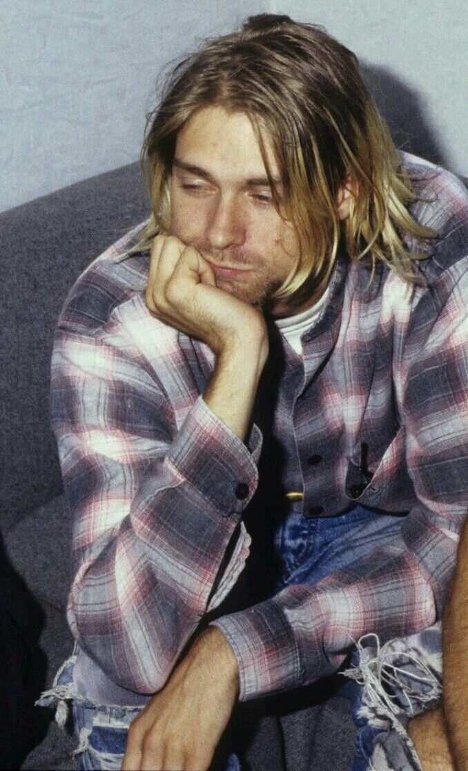 kurt cobain – and i love her