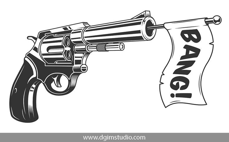 Gangster bundle in 2020 guns artwork guns drawing guns