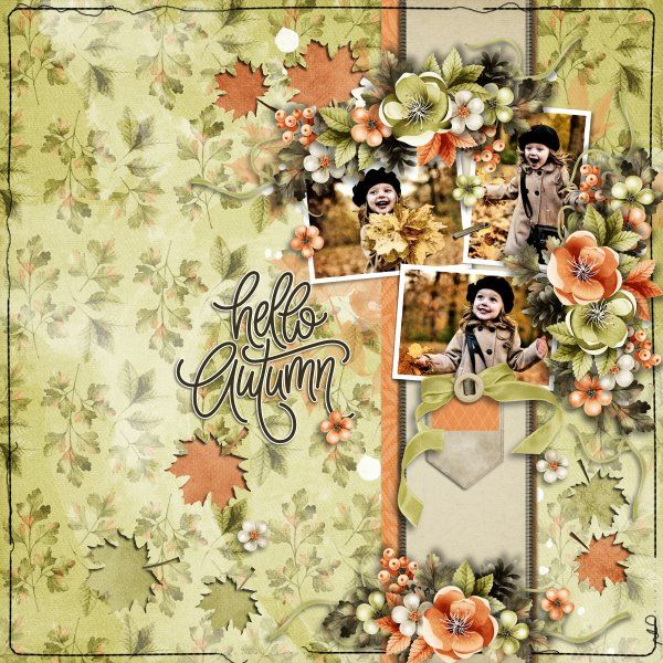Kit WonderFall by Jumpstart Designs.Template Beautiful Autumn by Heartstrings Scrap Art. Photos from Desktop Nexus.