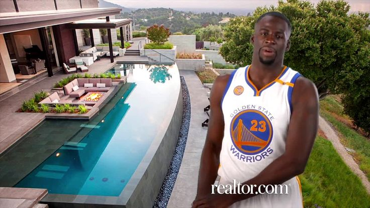 AbanCommercials: Realtor TV Commercial  • Realtor advertsiment  • Hang Time: Golden State Warriors Reveal Their Favorite Rooms  • Realtor Hang Time: Golden State Warriors Reveal Their Favorite Rooms  TV commercial • Join us as Draymond Green, James Michael McAdoo, Shaun Livingston, and Ian Clark spill the beans on their favorite spots at home to kick back when they're off the court.