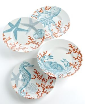 Fun & Beachy dinnerware #LGLimitlessDesign #Contest