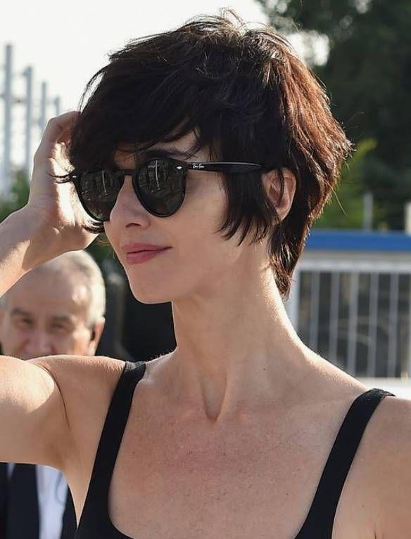 Corte de cabelo Pixie, uma das tendências que estão bombando no Pinterest